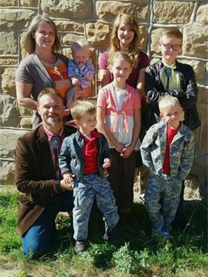 Walters-Family