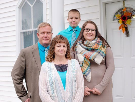 Hollifield-Family